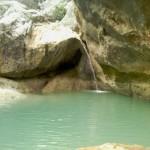 idéal pour un séjour initiation au canyon,canyoning,on peut y faire des saut,toboggan,rappel avec ,plouf le canyoneur