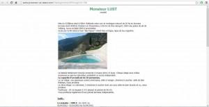 hébergement haute-savoie alpes maritimes sierra de guara canyon canyoning