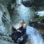 canyoning , canyon , haute-savoie , Alpes maritimes , séjour , Sierra de Guara