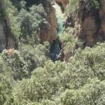 Canyon de la Péonéra Sierra de Guara sejour canyoning