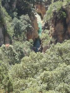 Canyon  Sierra de Guara sejour canyoning Alpes maritimes haute savoie