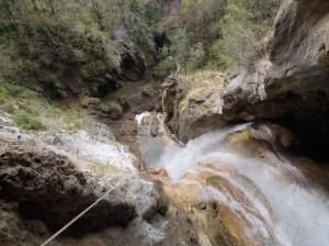 canyon , séjour, alpes-maritimes ,canyoning