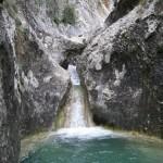 canyon du fornocal idéal pour un séjour canyoning dans la sierra de guara