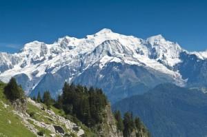 mont blanc, séjour, canyon, haute-savoie, giffre canyoning
