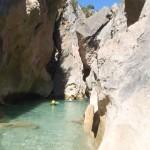 idéal pour un séjour initiation au canyoning dans la sierra de guara