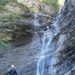 séjour canyon expert dans la haute-savoie,plouf