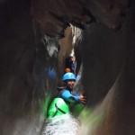 topos du canyon de gorgonchon il est idéal pour faire un séjour expert ou sportif en canyoning dans la sierra de guara